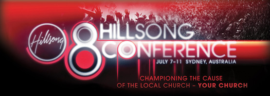 Hillsong Conference 2008