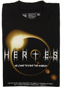 More Details about HERO JESUS T-Shirt
