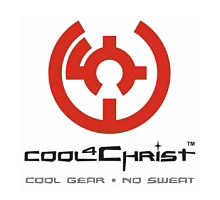 cool4Christ™ Christian Apparel Logo - Cool Gear . No Sweat